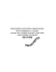 Conector catalítico homologado para silenciosos X-Kone Honda CRF 300 L 2021 Arrow 72177PZ