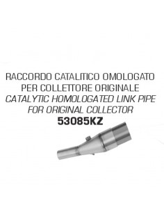 Conector catalítico homologado para escape Urban Honda Forza 350 2021 Arrow 53085KZ