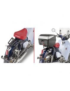 Adaptador posterior baúl Honda Super Cub 125 2018-2020 Givi SR1168