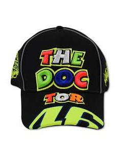 "copy of GORRA VR46 ""THE DOC TOR"" YAMAHA"