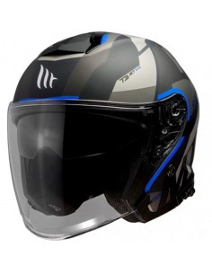 THUNDER 3 SV JET BOW A7 MATT BLUE