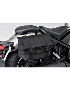Bolsa lateral Dcha. con soporte original Honda Rebel 500 2020-2021 08ESY-K87-BAGS