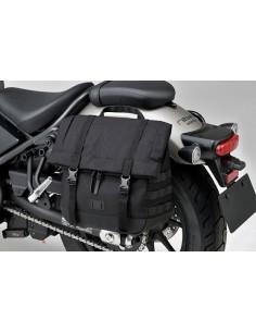 Bolsa lateral izda. con soporte original Honda Rebel 500 2020-2021 08ESY-K87-BAGL