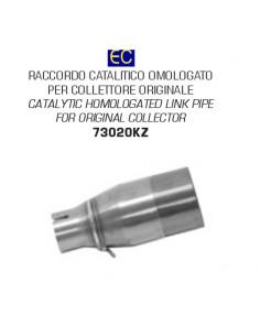Conector homologado catalizado escape Urban Peugeot Metropolis 400 2017-2021 Arrow 73020KZ