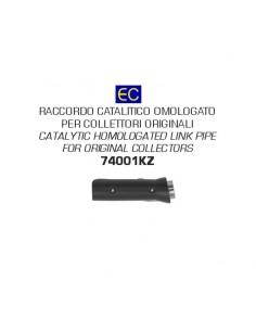 Conector homologado catalizado Yamaha SCR 950 2017-2020 Arrow 74001KZ