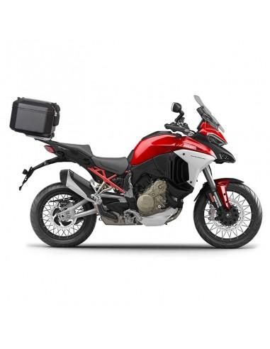 Fijación maleta superior Ducati...