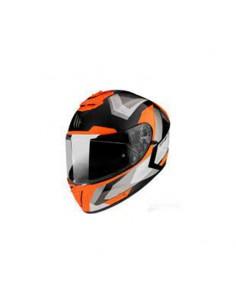 Casco Blade 2 SV Finishline D4 Gloss Pearl Fluor Orange
