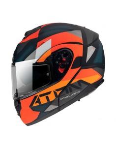 Casco Atom SV W17 A4 Matt Orange