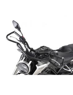 Defensas manillar Honda CB125R 2018-2021 Hepco-Becker 5039507 00 01 Negro