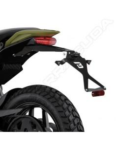 Portamatrículas Zero Motorcycles Zero DS Barracuda ZDS10418