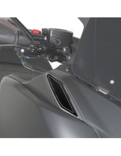 Embellecedor para hueco de espejo originales Yamaha T-Max 560 2020-2021/530 2017-2019 Barracuda TCAP17