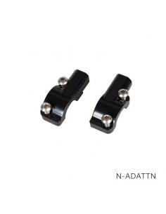 Adaptador de espejos al manillar (par) Barracuda NADATTN