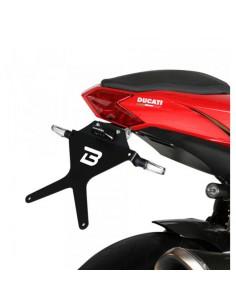 Porta-matrículas Ducati StreetFighter 1100 2009-2014/StreetFighter 848 2012-2015 Barracuda DS1104