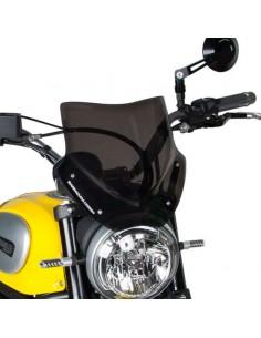 Cúpula Aerosoprt Ducati Scarmbler 800 2015-2021 Barracuda DR8300