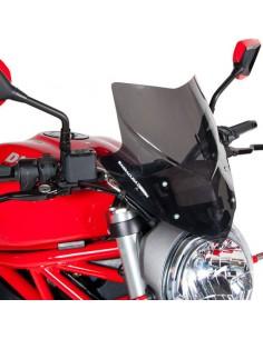 Cúpula Aerosport Ducati Monster 1200/797/821 Barracuda DN8300