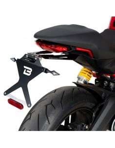 Porta-matrículas Ducati Monster 797 2016-2020 Barracuda DN710419