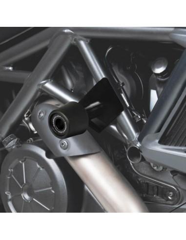Topes anticaída Ducati Diavel 1200 2012-2018 Barrauda DD1101