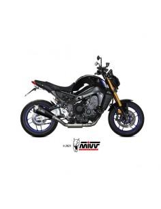 Escape completo Yamaha MT-09 2021 Mivv DELTA RACE Carbono Y.066.LDRC