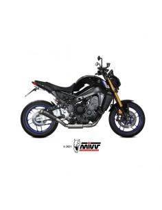 Escape completo Yamaha MT-09 2021 Mivv GP PRO Acero Inox negro Y.066.LC4B