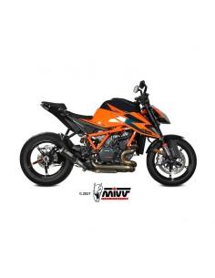 Escape KTM 1290 Superduke 2020-2021 Mivv MK3 Carbono KT.026.SM3C