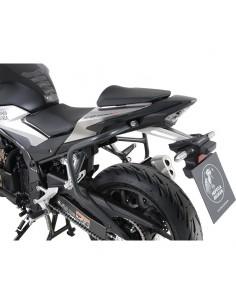 Defensas traseras colin Honda CB500F 2019-2021 Hepco-Becker 5049515 00 05 Negro