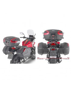 Portamaletas lateral Honda NC 750 X 2021 Givi PLX1192