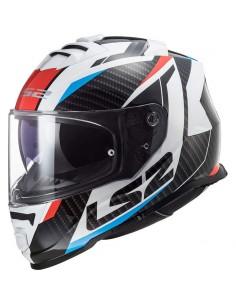 Casco FF800 Storm Racer Blue Red LS2 108002132