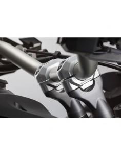 Elevador de manillar para manillares de Ø 22 mm SW-Motech LEH.00.039.22001.25/S