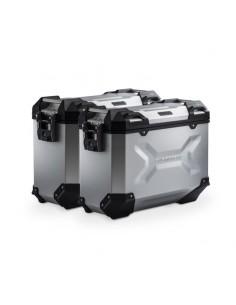Sistema de maletas de aluminio TRAX ADV SW-Motech KFT.06.282.70000/S