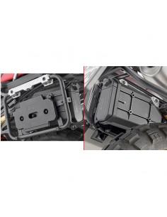 Kit montaje Tool Box en portamaletas laterales BMW F750GS 2021 Givi TL5127CAMKIT