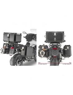 Portamaletas laterales CAM Triumph Tiger 900 2020-2021 Givi PLO6415CAM