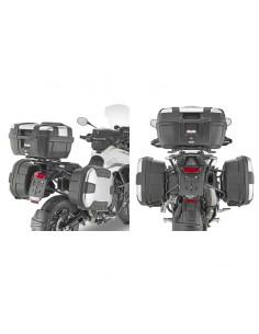 Portamaletas lateral Triumph Tiger 900 2020-2021 GIVI PLO6415MK