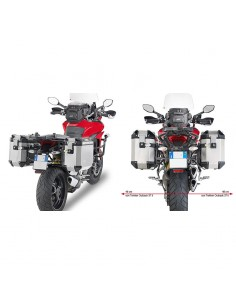 Fijacion maletas laterales Ducati MULTISTRADA 950 2017-2018/1200 2015-2018/1200 Enduro 2016-2018 GIVI PLR7406CAM
