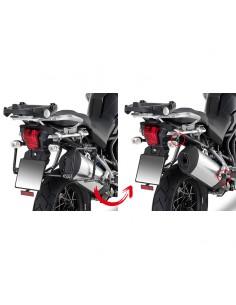 Fijacion maletas laterales Triumph Tiger Explorer 1200 2016-2017/Tiger 1200  2018 GIVI PLR6408