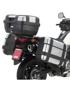 Fijacion maletas laterales Suzuki DL 650 V-Strom 2011-2016 GIVI PL3101