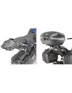 Adaptador trasero maleta Yamaha Niken GT 900 2019-2021 GIVI SR2144