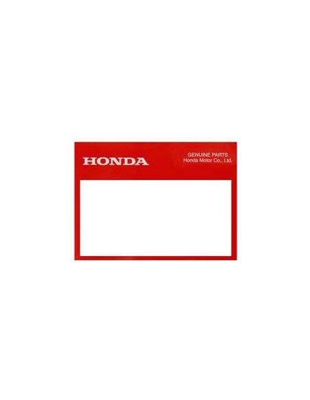 Honda accesorios