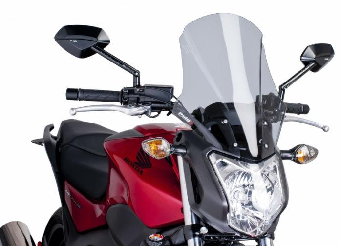 Cúpulas moto